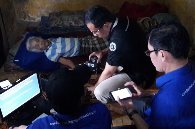 Kadisdukcapil Himbau Masyarakat Laporkan Warga Sakit dan Disabilitas Untuk Dilayani di Rumah