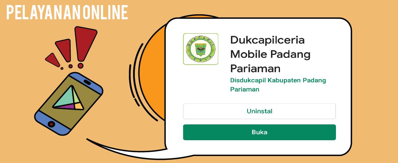 Dukcapil Ceria Mobile